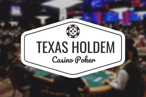 Texas Holdem tournaments